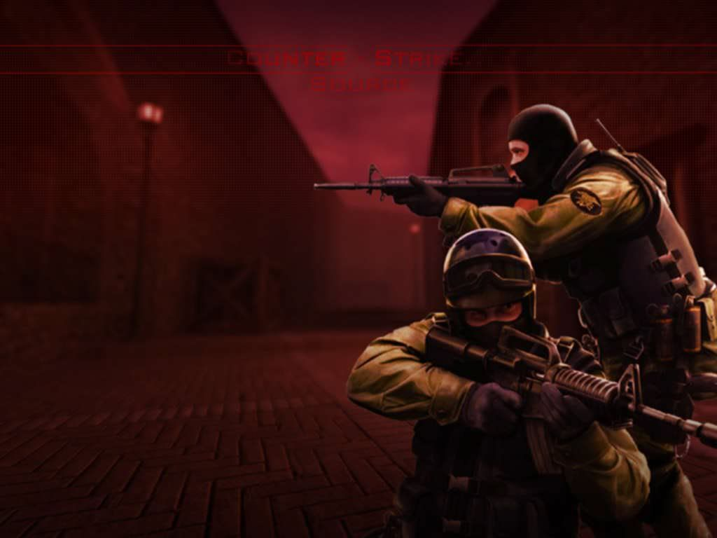 Cs Source Wallpaper Counter Strike Source Wallpaper Wallpapersafari