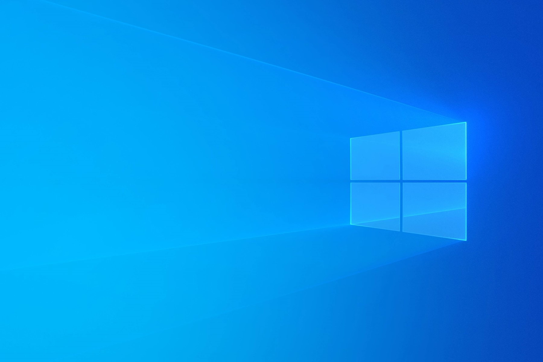 How to get Windows 10 19H1s gorgeous Light theme wallpaper now 1800x1200