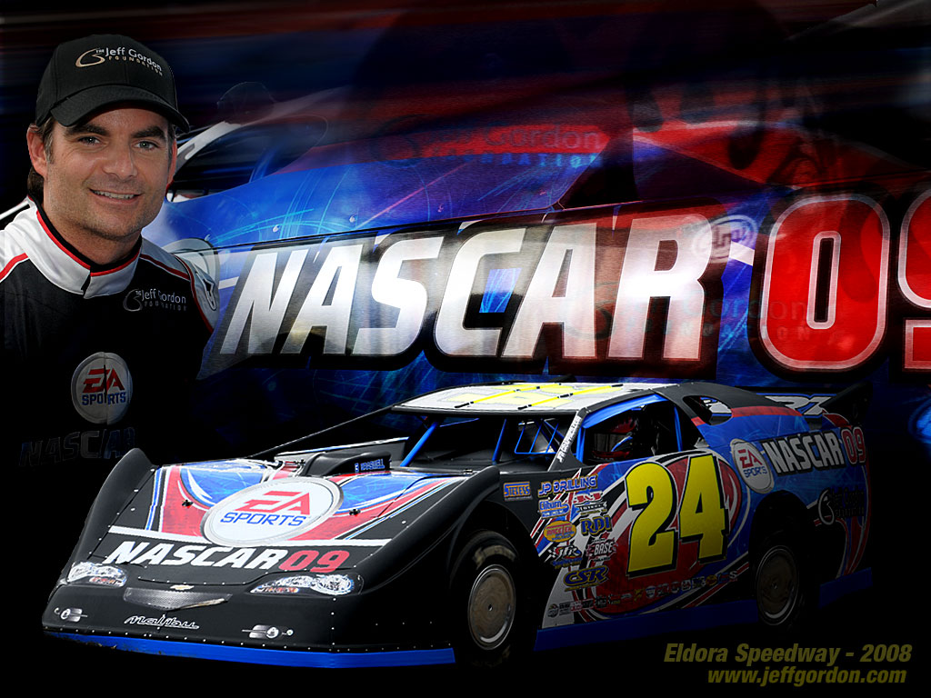 Jeff Gordon 24 Wallpaper