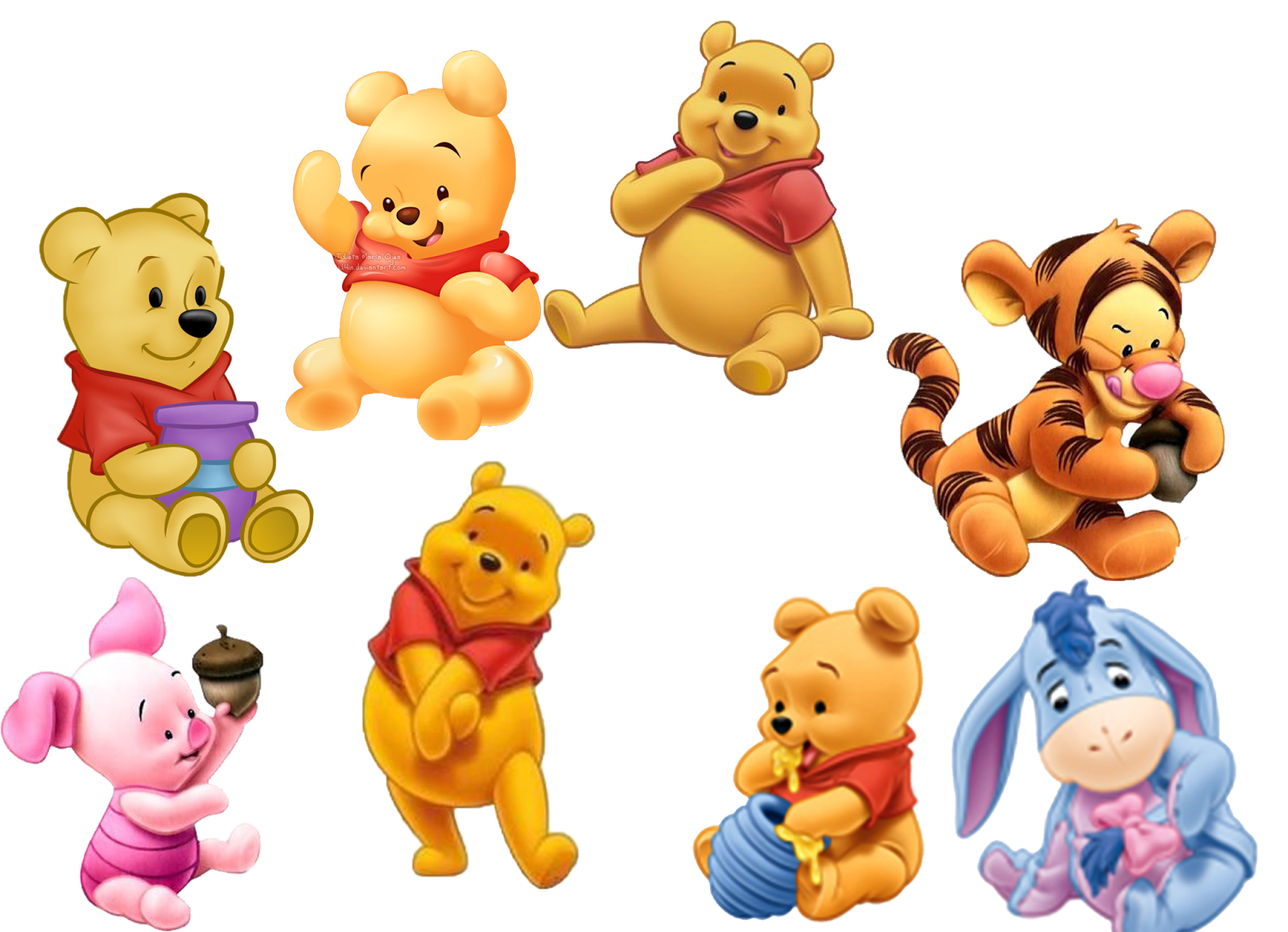 c8ba099e785e Winnie the Pooh and Friends Pictures Kids Online World Blog 1600x1158