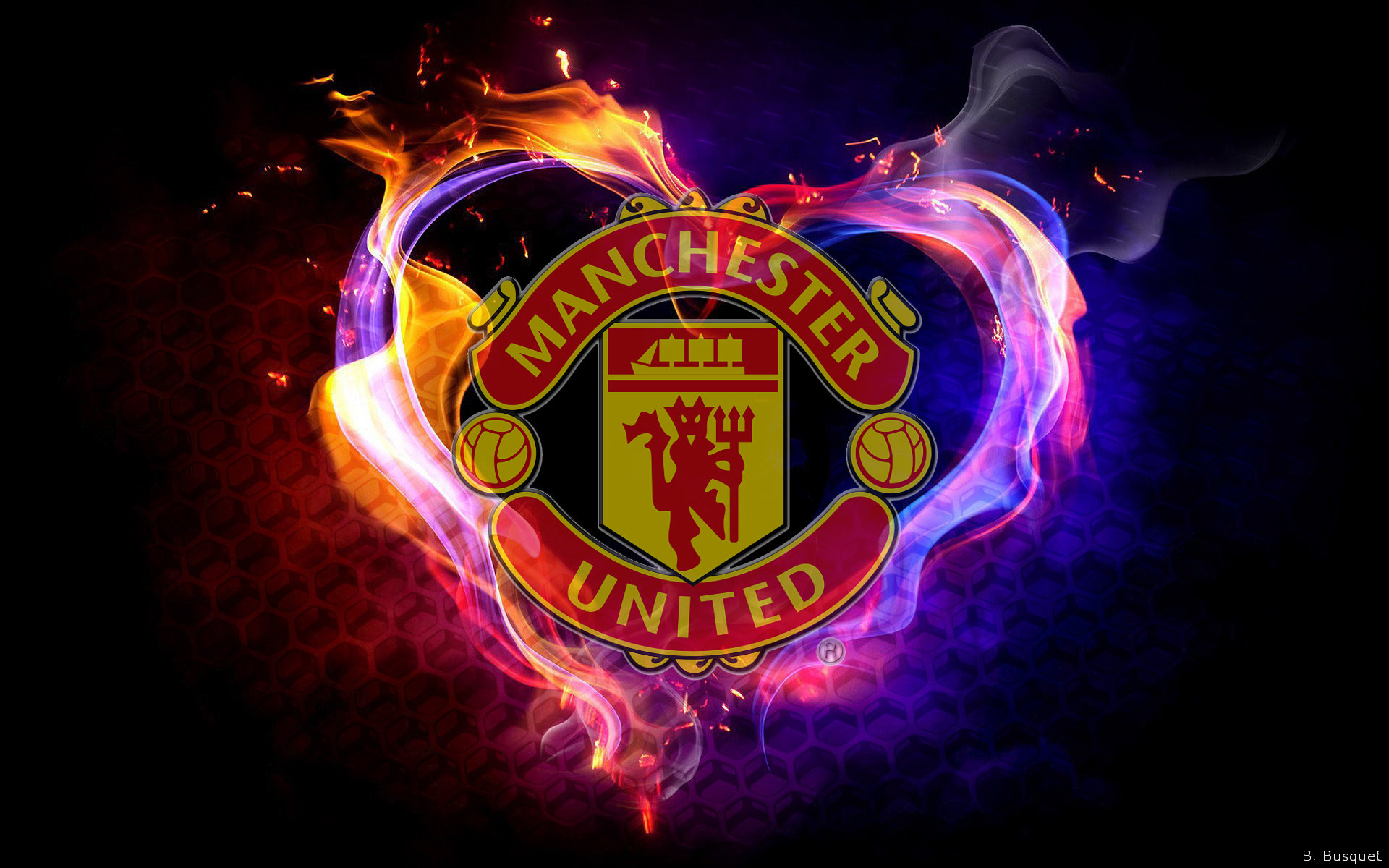 Manchester United Wallpapers   Barbaras HD Wallpapers 1920x1200