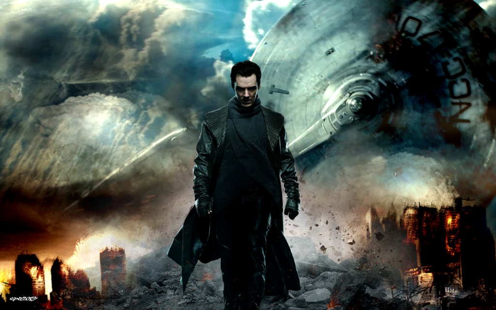 Star Trek Into Darkness Wallpapers: Star Trek Into Darkness Wallpaper