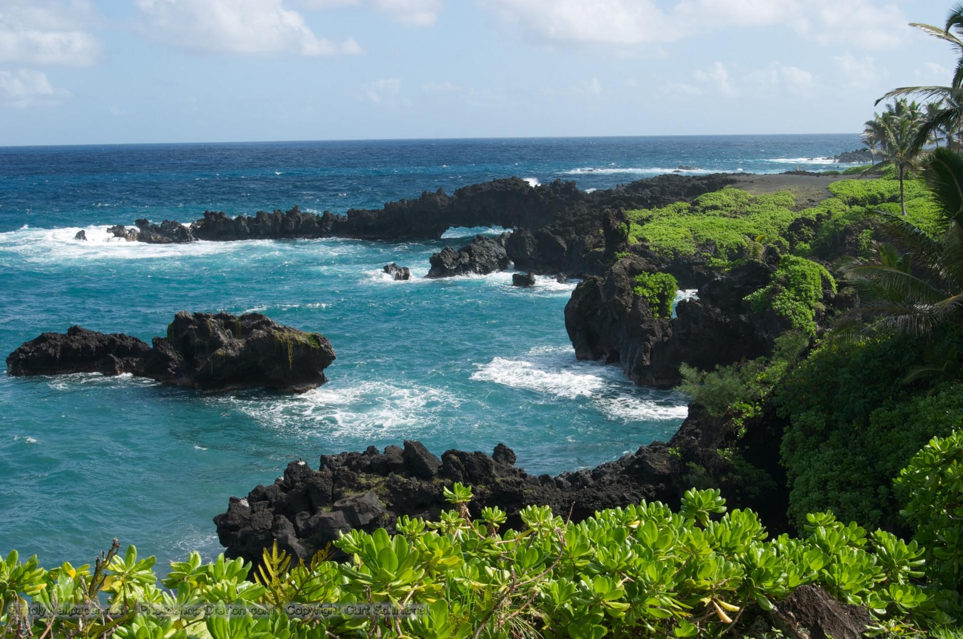 Maui hawaii desktop wallpaper
