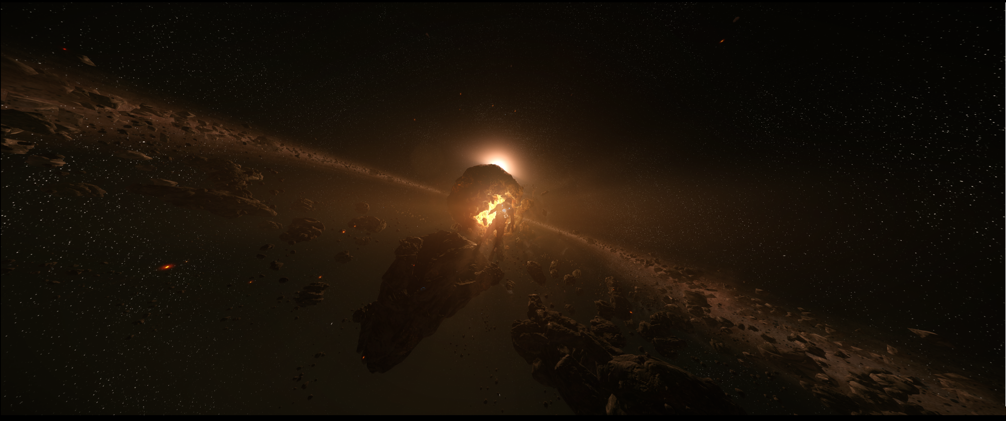STAR CITIZEN NS VAMOS AT AS ESTRELAS 3440x1440