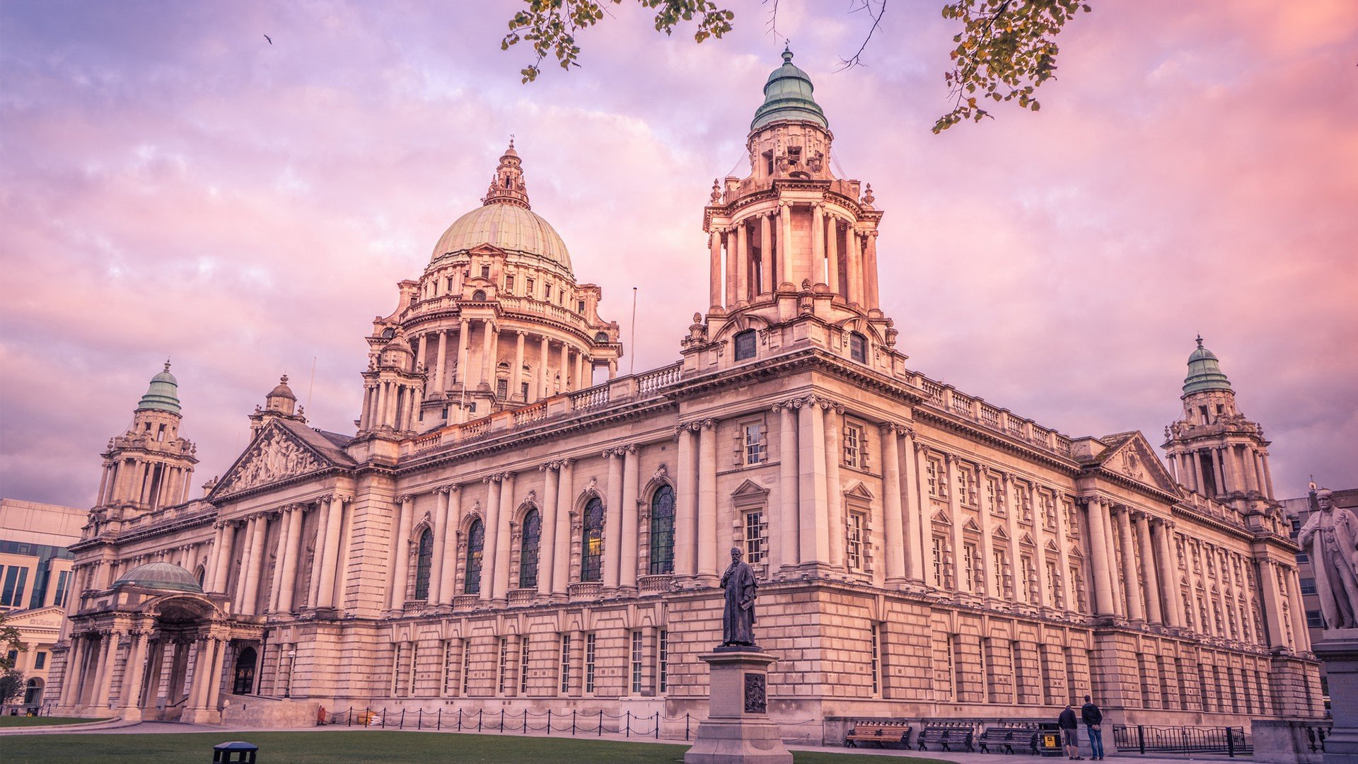 Belfast City hall Wallpapers HD Desktop and Mobile Backgrounds 1920x1080
