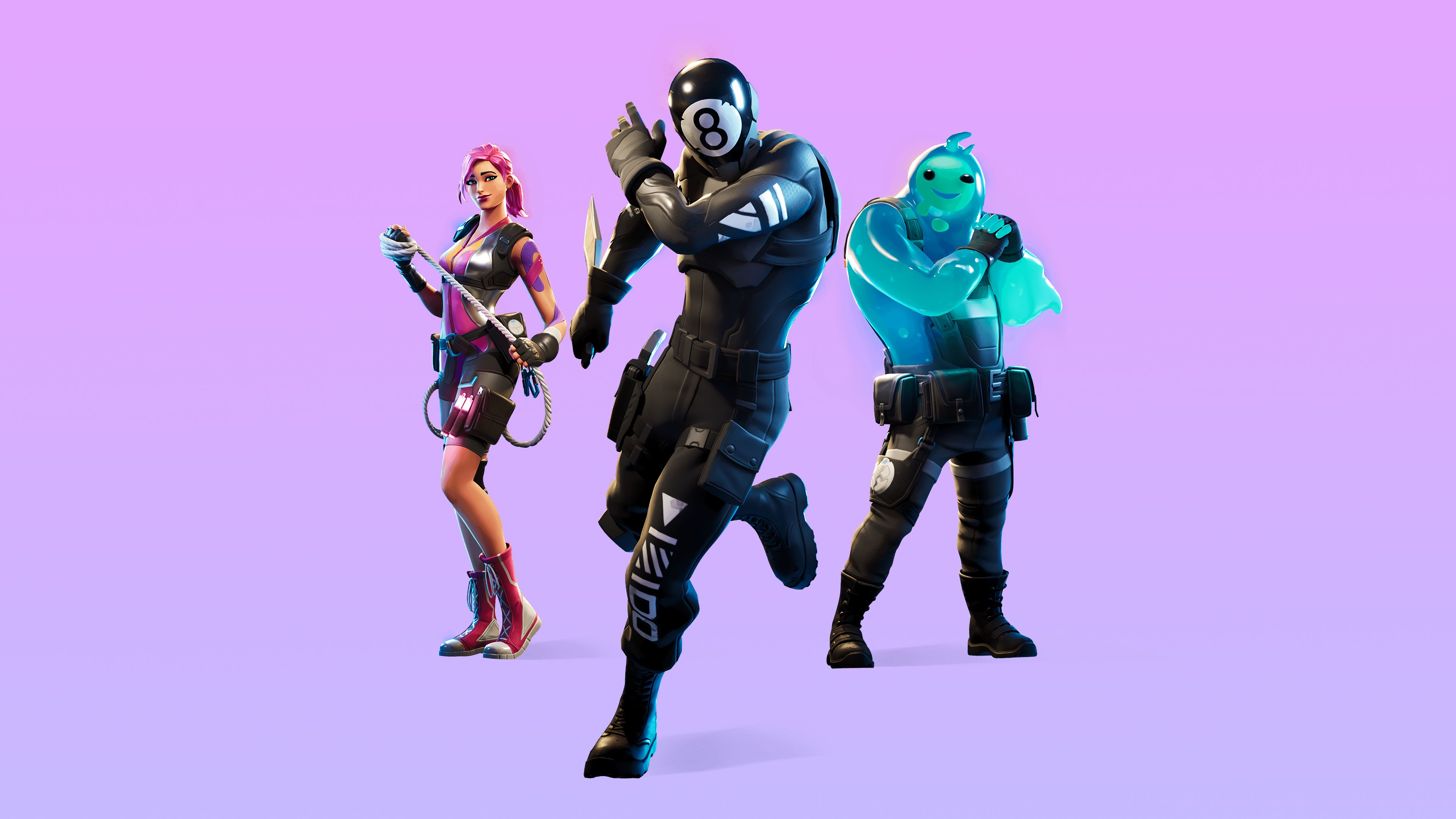 Fortnite Chapter 2 Wallpapers   Top Fortnite Chapter 2 3840x2160