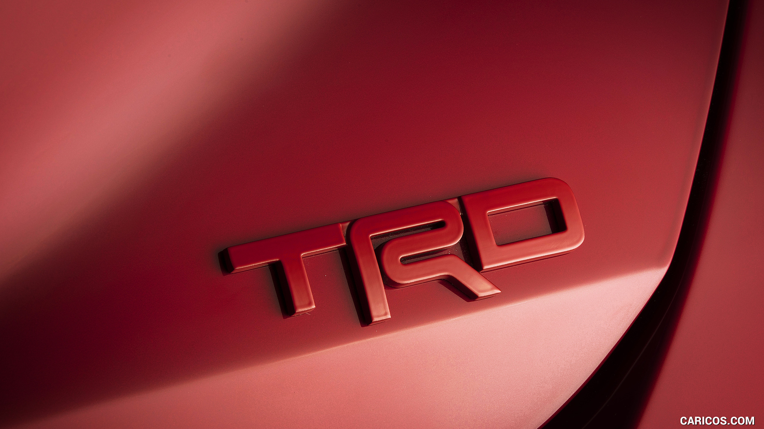 2020 Toyota Avalon TRD   Badge HD Wallpaper 12 2560x1440