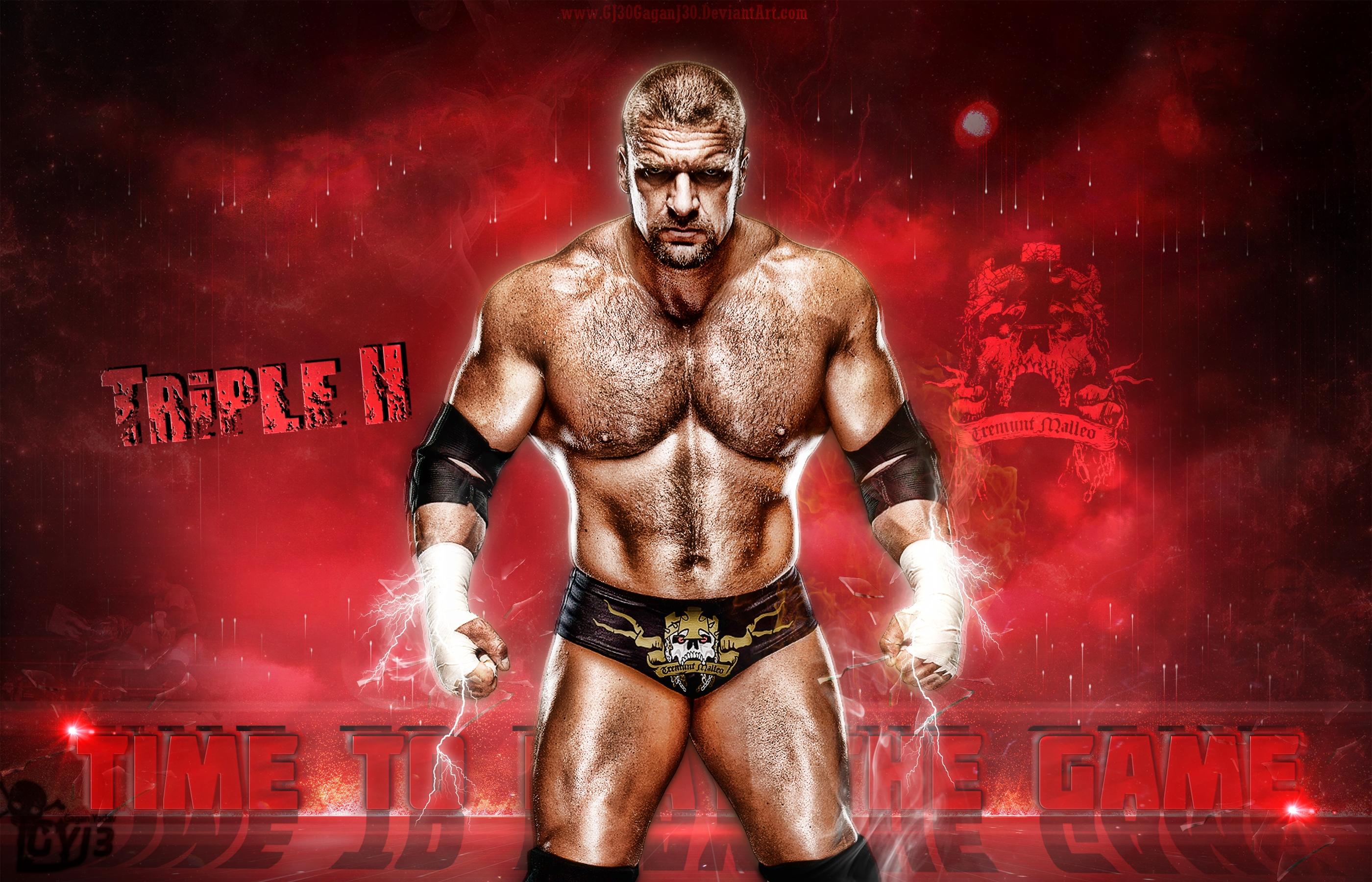 Triple H WWE HD Wallpapers WallpapersCharlie 2800x1800