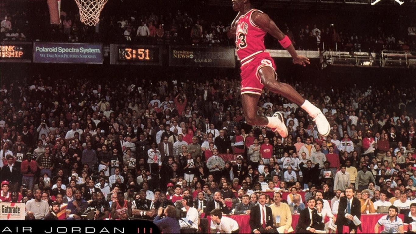 Michael Jordan Chicago Bulls HD 1366x768   Deportes   wallpapers HD 1366x768
