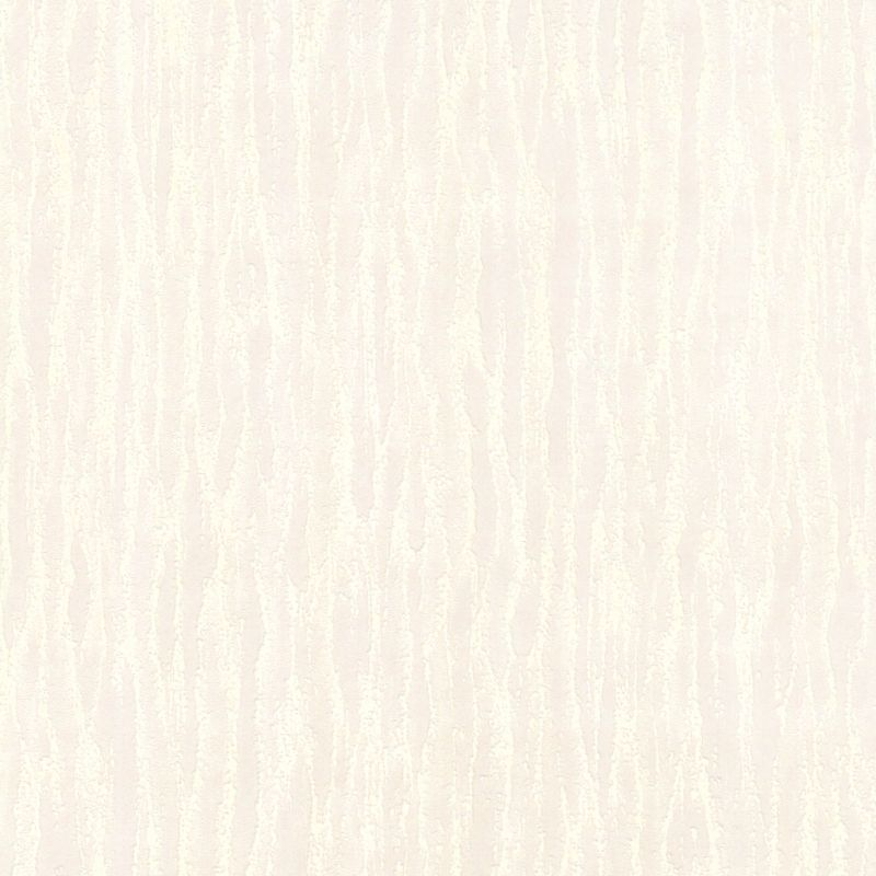 Bark Paintable Wallpaper in White with a Vinyl finish by BQ Paintable 800x800
