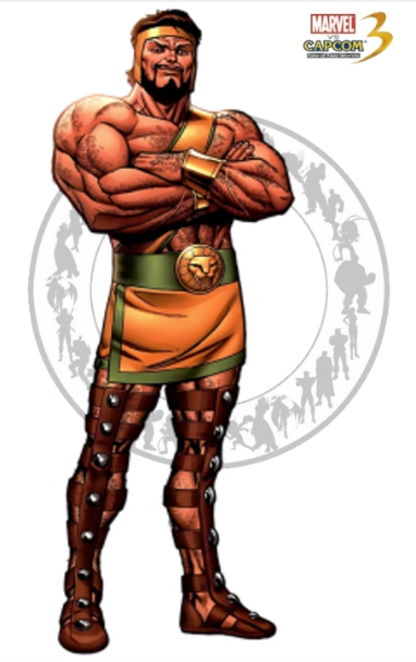 Marvel Hercules Wallpaper Hercules   marvel vs capcom 3 by averagesam 382x608