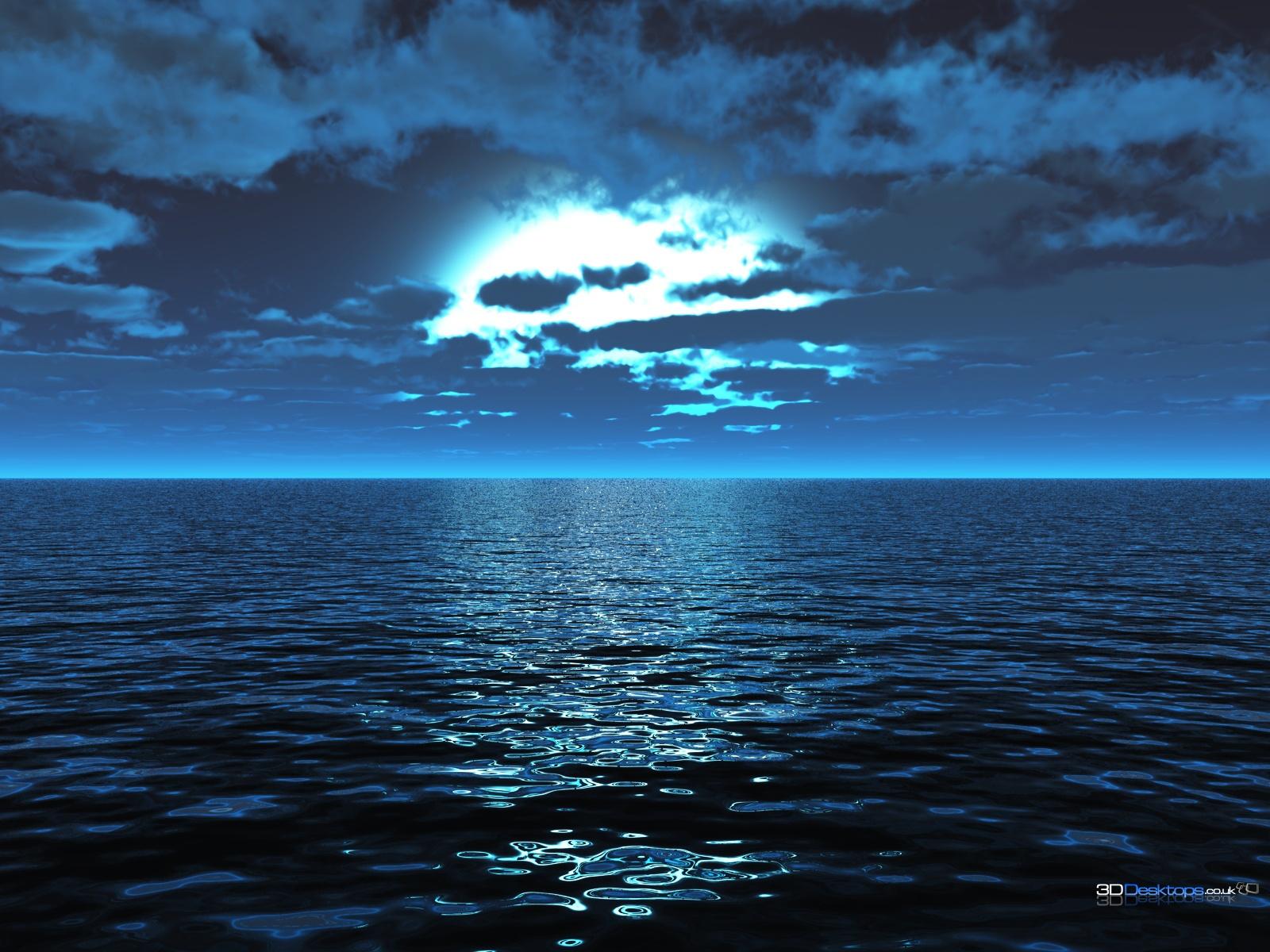 3d wallpaper ocean 1600x1200jpg 1600x1200