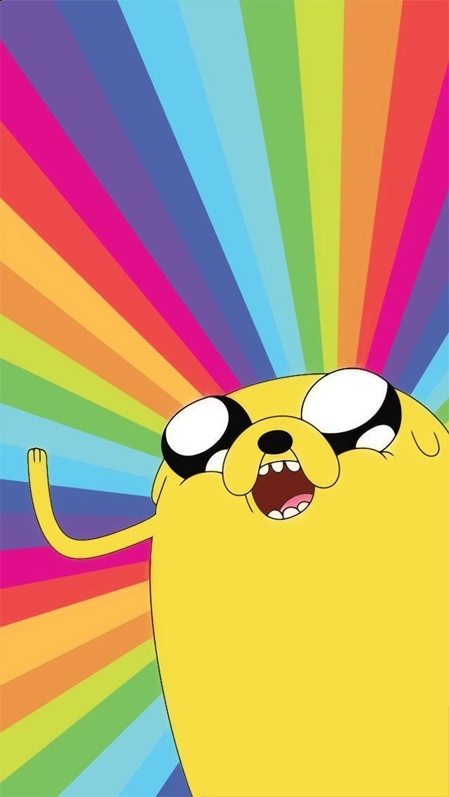 Adventure Time Wallpaper For Iphone Wallpapersafari