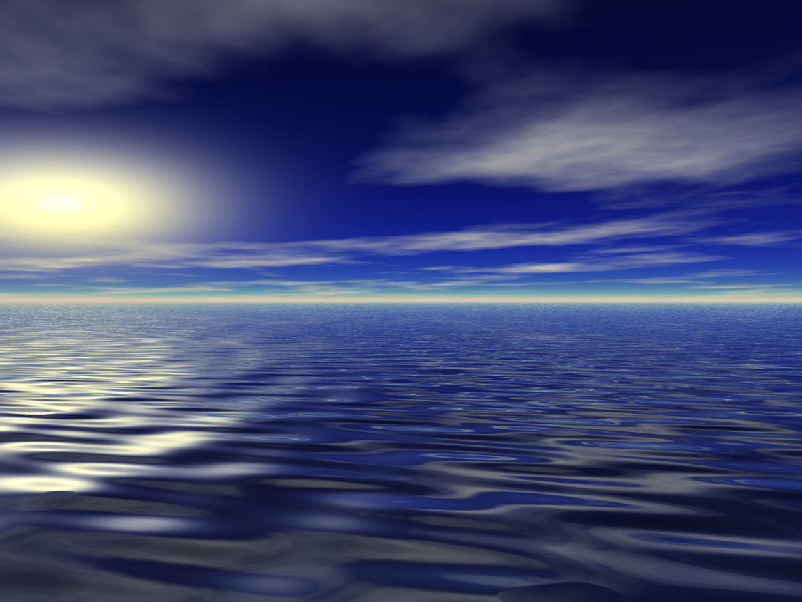 beautiful ocean scene by xtremewarlord 1152x864