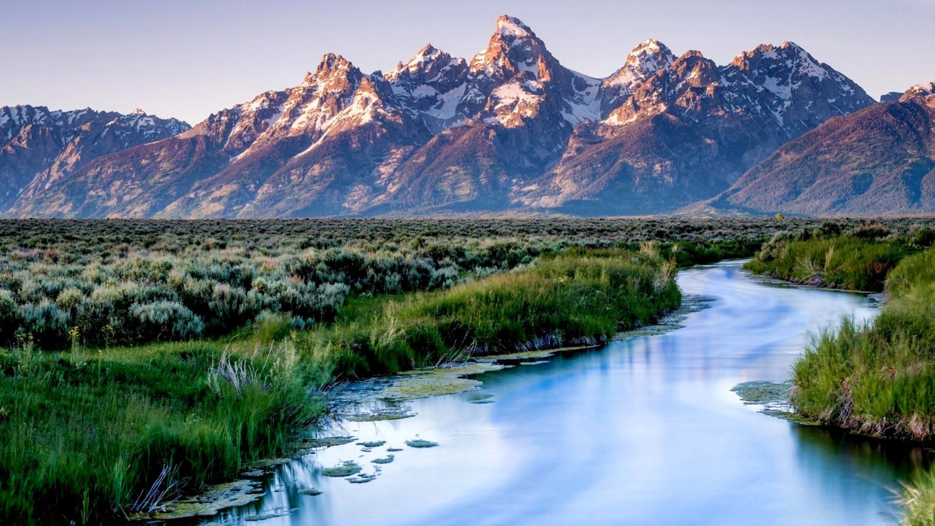 Best 40 Grand Teton National Park Desktop Backgrounds on 1920x1080