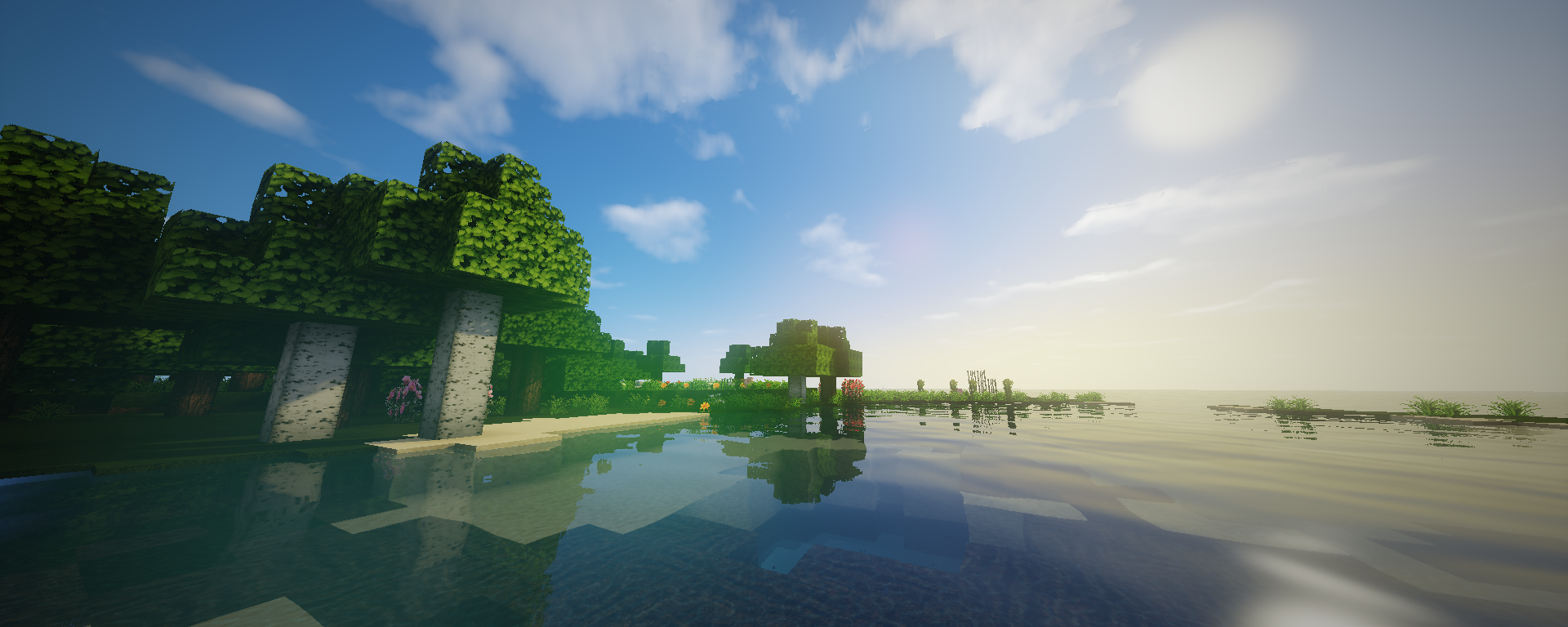 Awesome cinematic Minecraft wallpapers Ruxgeek 1920x768