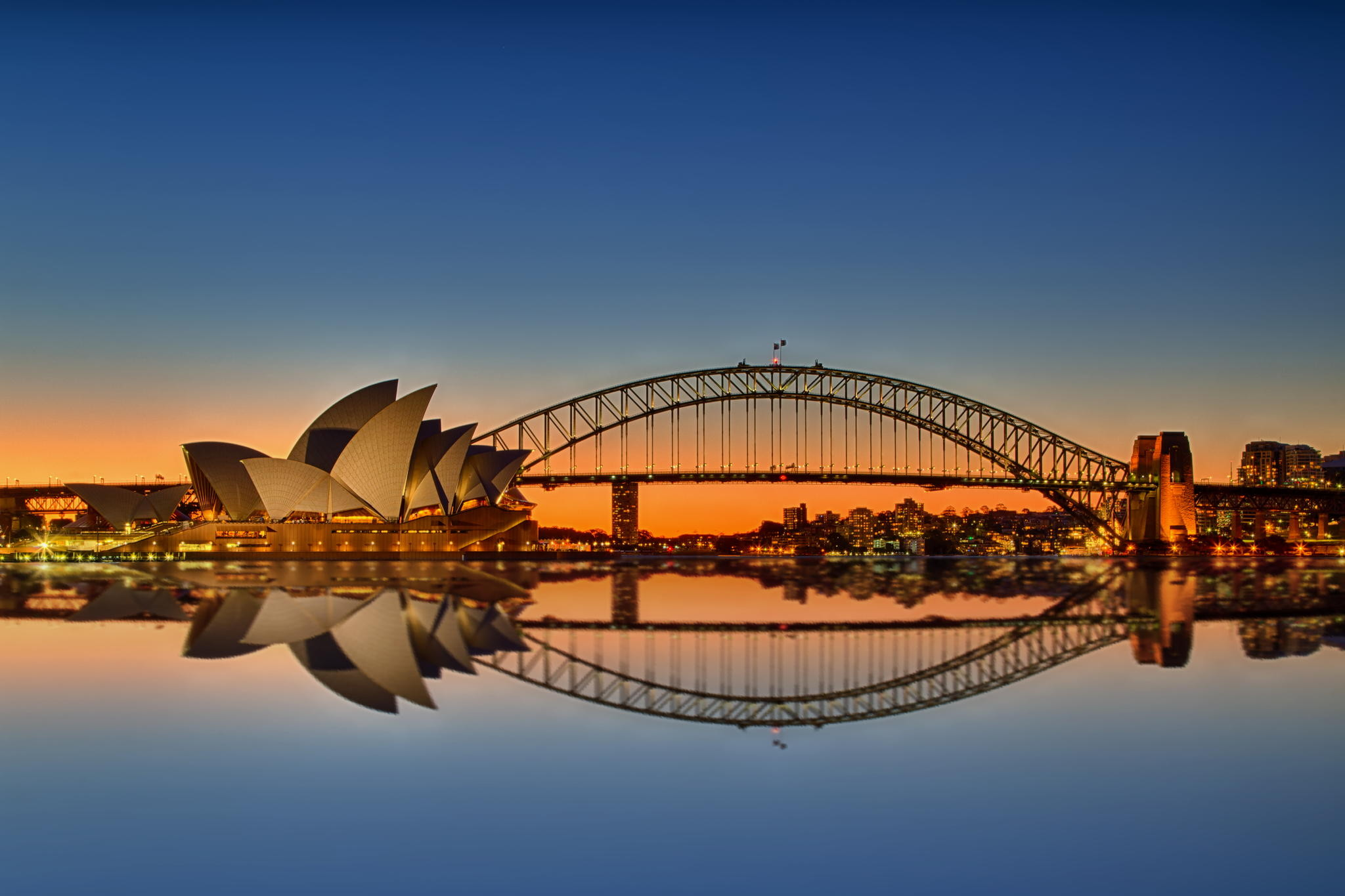 29 HD Sydney Wallpapers The Roar Of Opera House In The Harbor 2048x1365