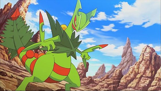 Free Download Top 10 Grass Type Pokemon Best List 560x316 For