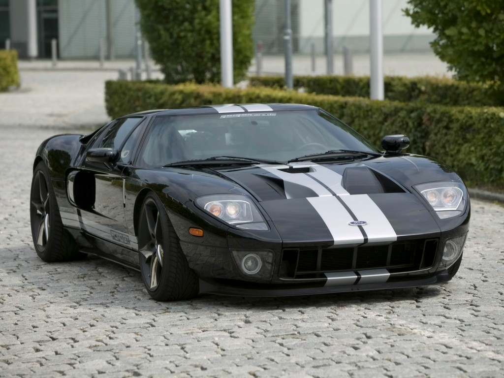 Ford Gt Wallpaper 6478 Hd Wallpapers in Cars   Imagescicom 1024x768