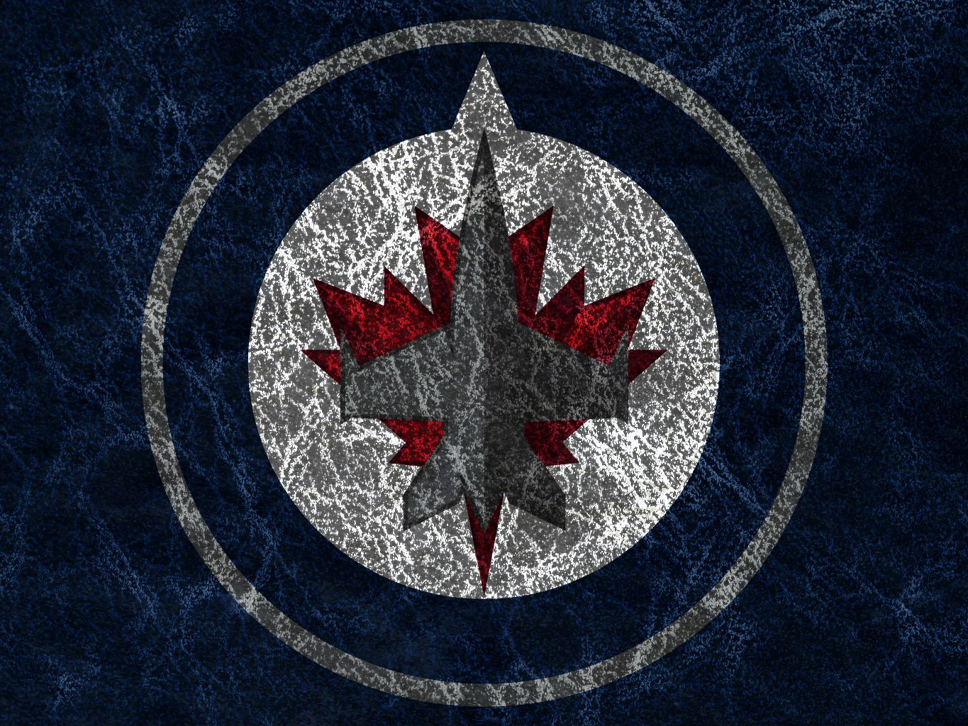 Winnipeg Jets by CorvusCorax92 1365x1024