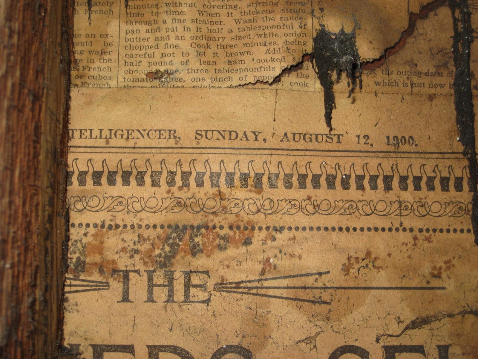 Old Newspaper Wallpaper Wallpapersafari