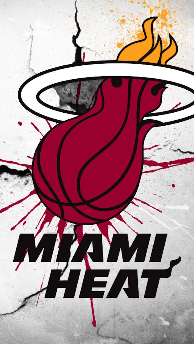 Miami Heat 640x1136