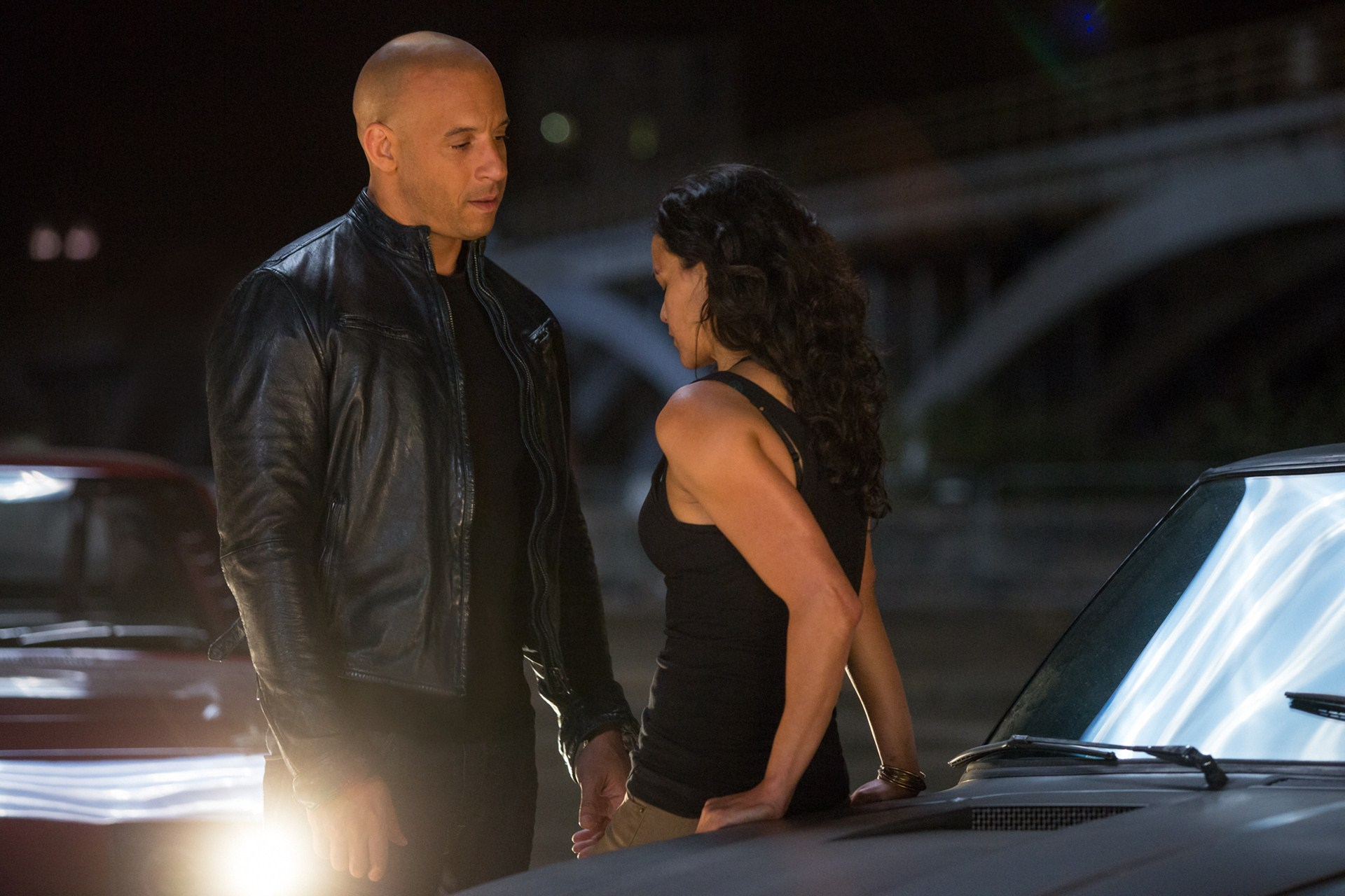 Furious 7 Toretto And Letty Love HD Wallpaper   Stylish HD Wallpapers 1920x1280