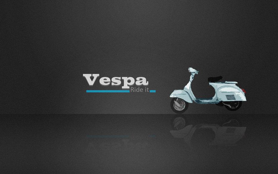 Vespa wallpaper by Pie Jie 900x563