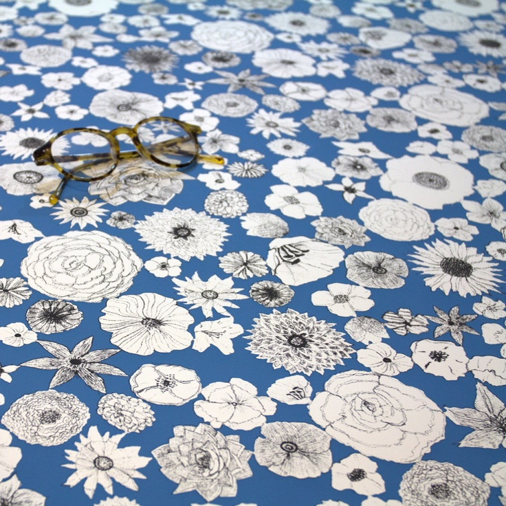 Blue white and tortoise shell Beautiful Wallpapers Pinterest 736x736