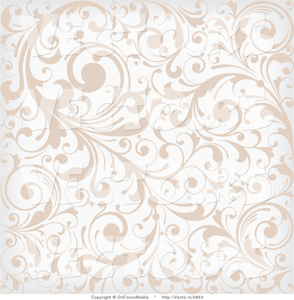 Tan And White Wallpaper