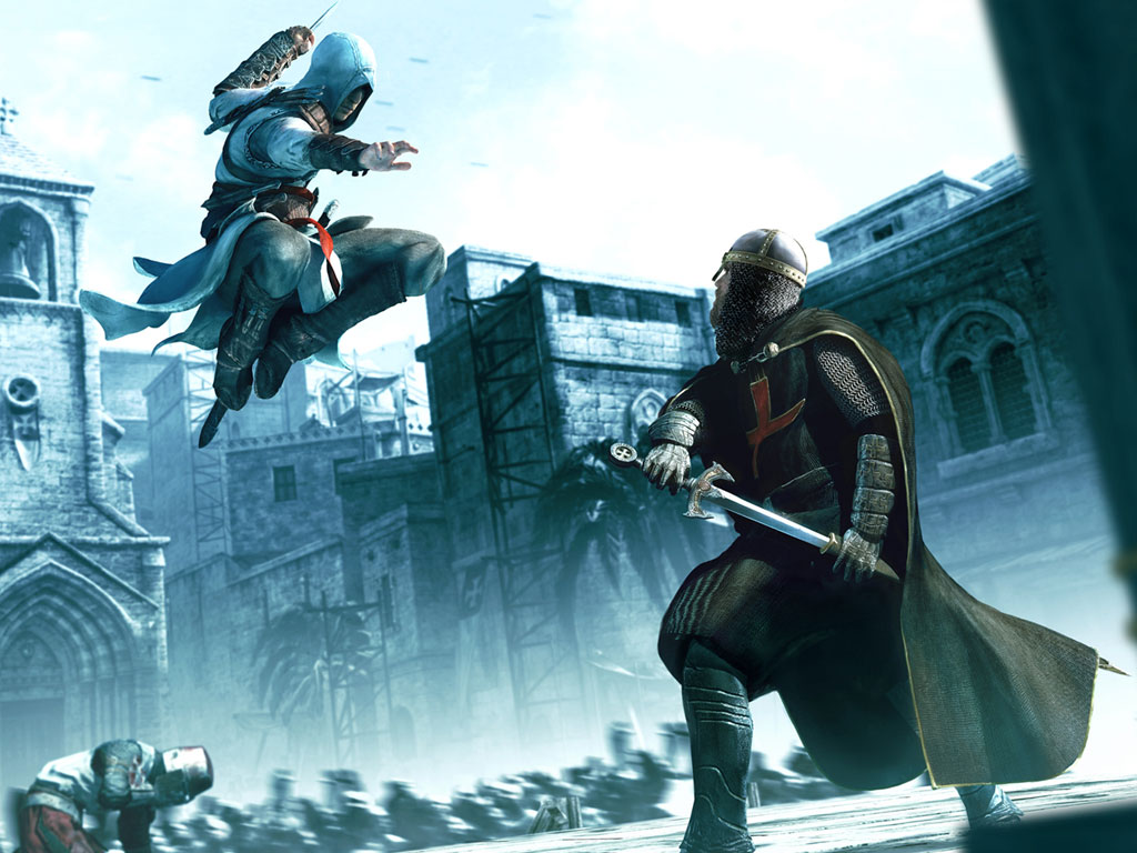 Free Download Assassins Creed Altair Wallpaper 1024x768 For Your