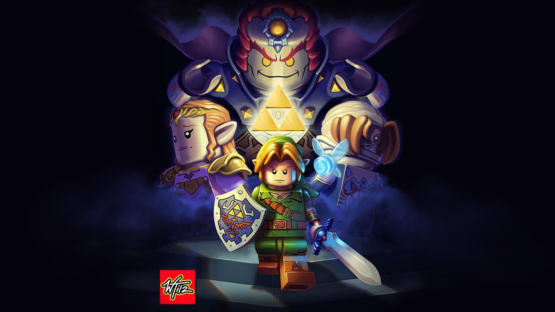 Legend Of Zelda 19201080 Wallpaper 1920x1080