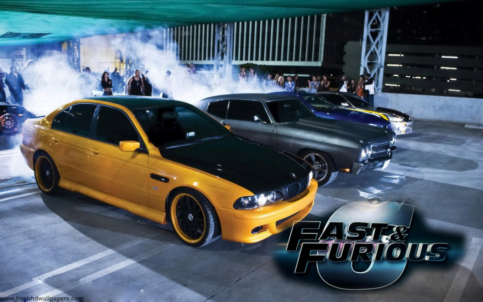 Fresh HD Wallpapers Fast And Furious 6   Fresh HD Wallpapers 1600x1000
