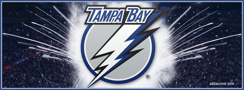 Tampa Bay Lightning Facebook Covers Tampa Bay Lightning Facebook 850x315
