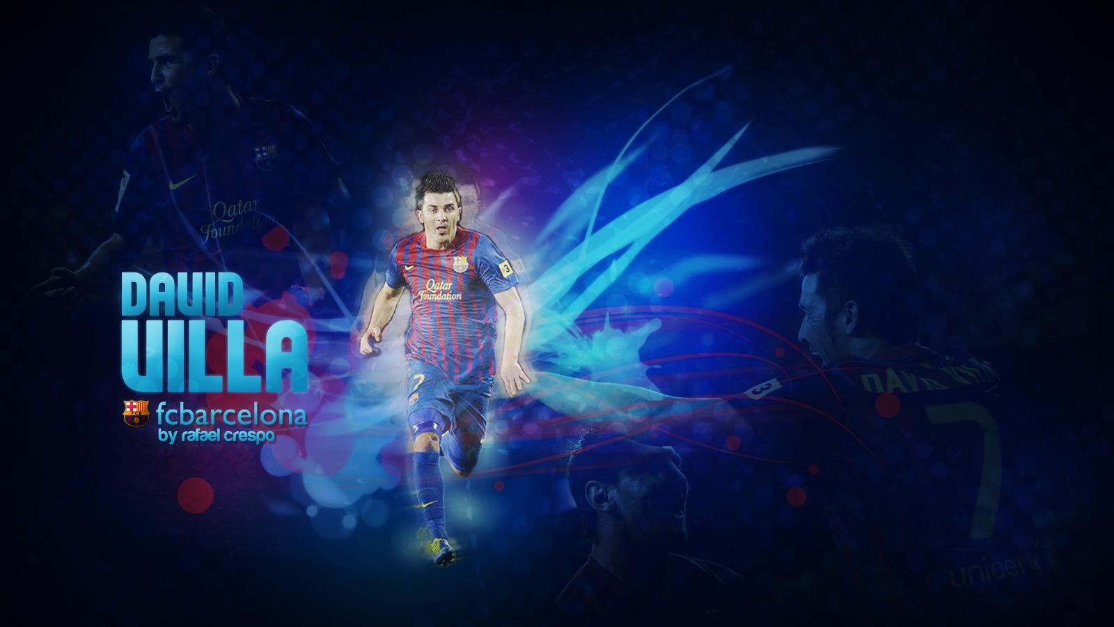 david villa wallpapers 2013 2014   FC Barcelona news 1600x900