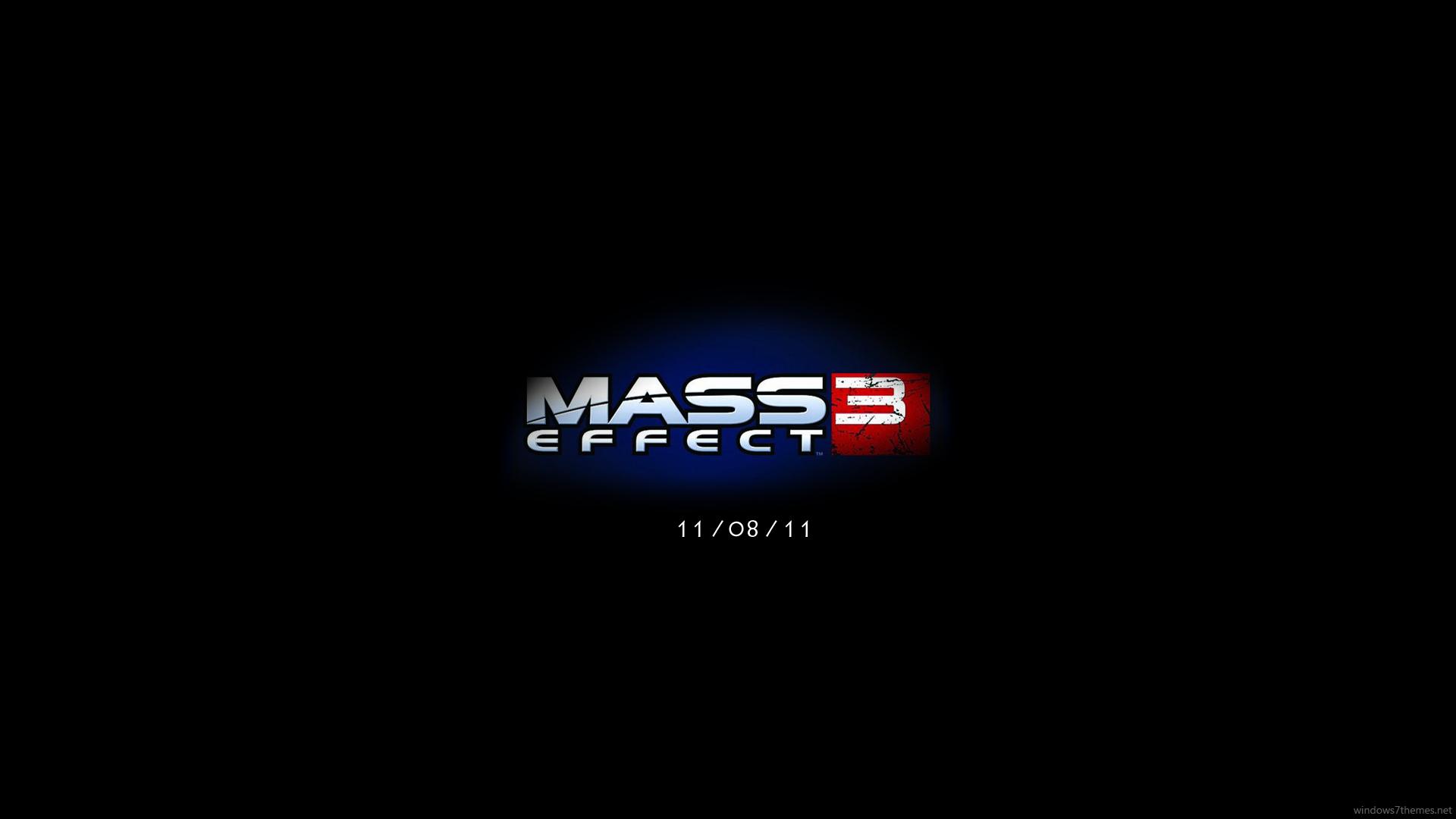New Mass Effect 3 Wallpaper HDWidescreen 1920x1080
