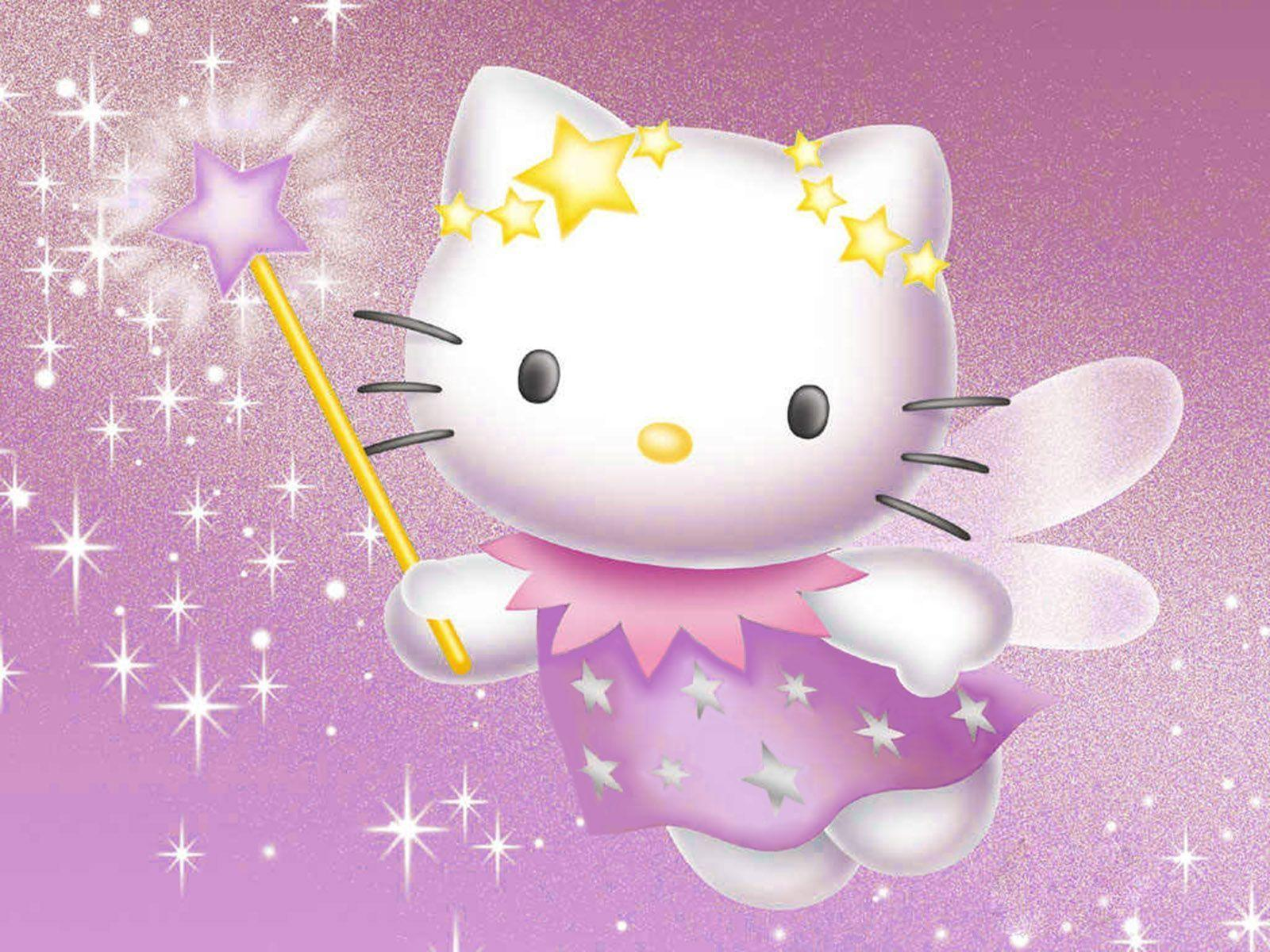 Hello Kitty Wallpapers And Screensavers 1600x1200