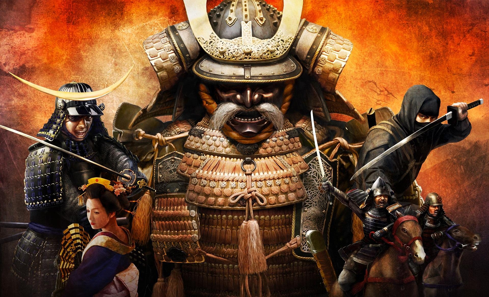Shogun 2 Total War Wallpapers in HD High Resolution 1920x1168