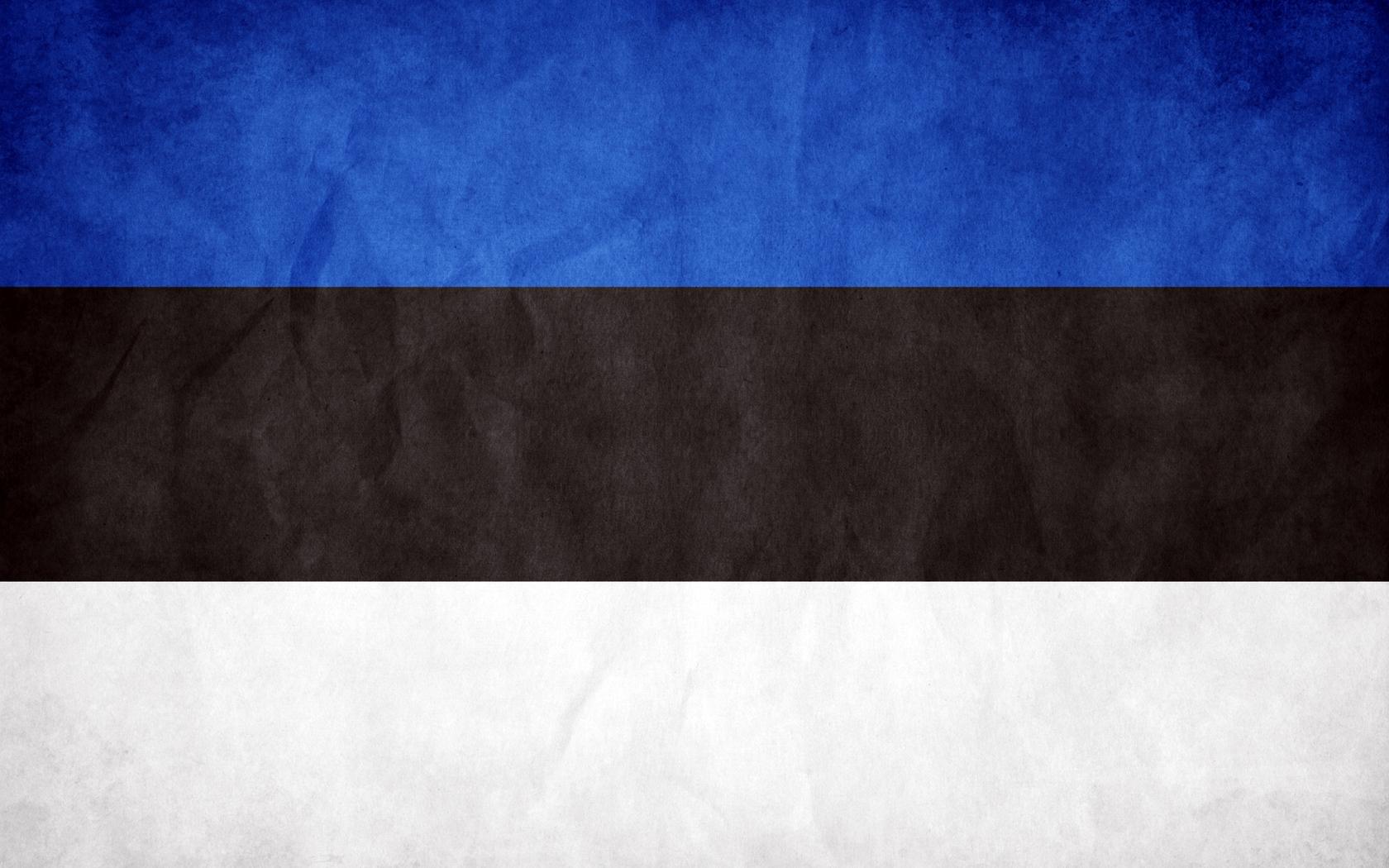 Estonia Line Flag Color Background Texture   Stock Photos 1680x1050