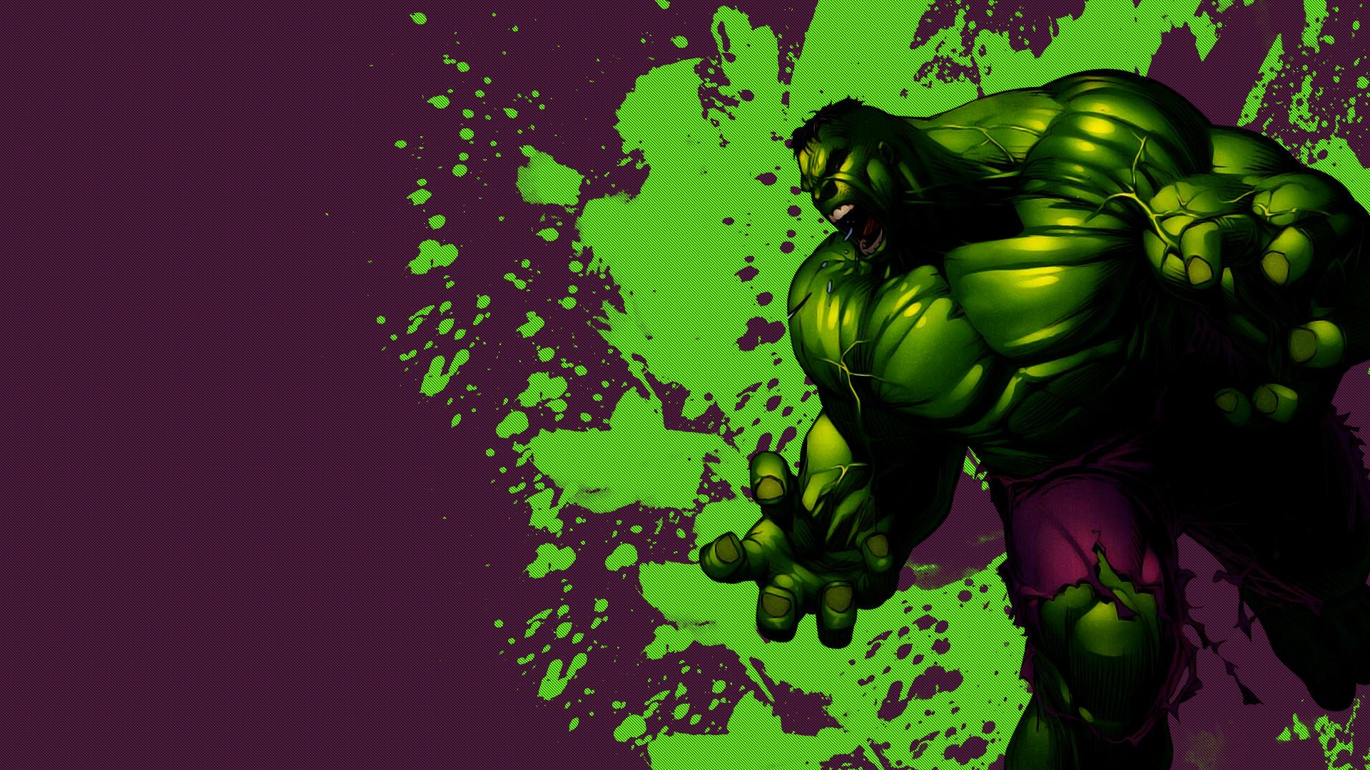 Incredible Hulk Wallpaper For Desktop HD Windows Wallpapers HD 1920x1080