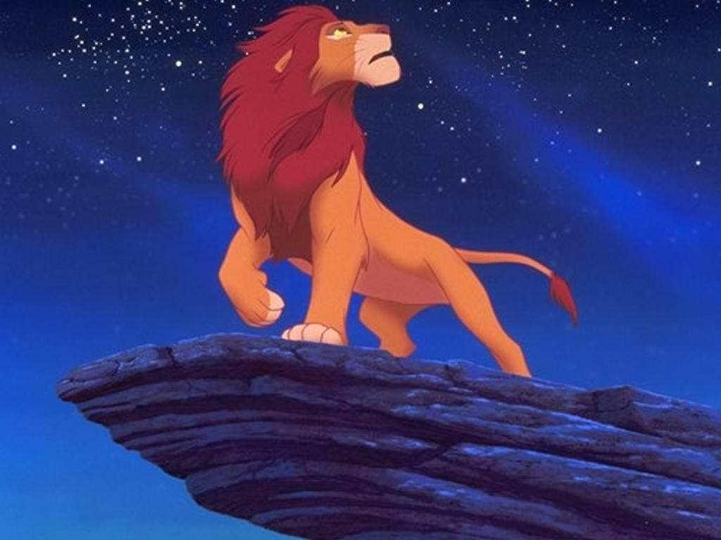Lion King Wallpaper Borders 1024x768