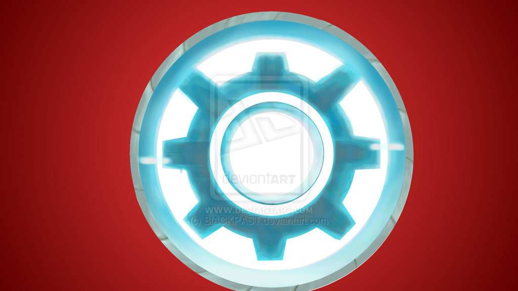 Iron Man Arc Reactor by BlACKPAST on deviantART 1024x576