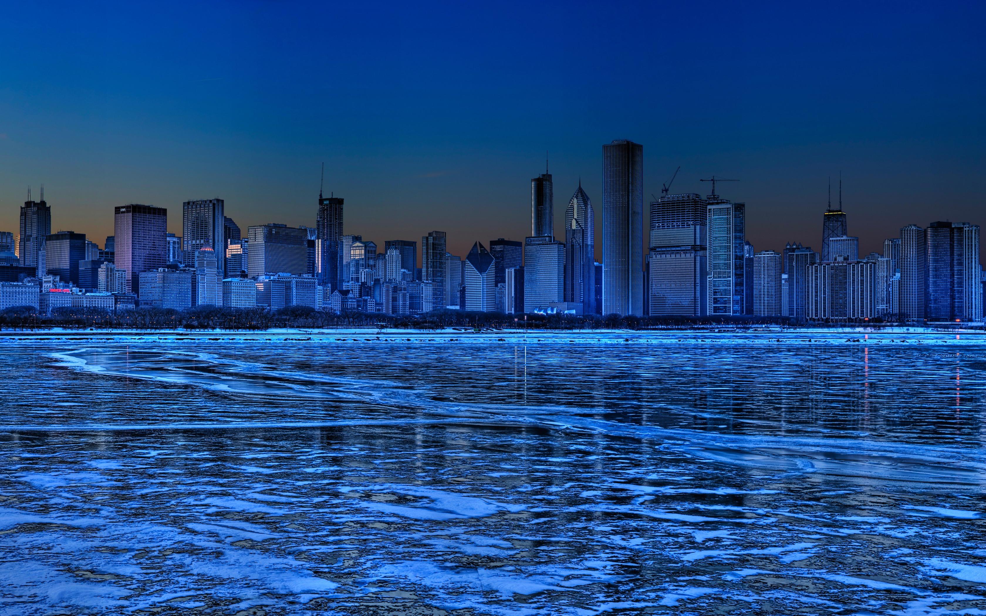 40 high resolution chicago skyline wallpaper on wallpapersafari - Chicago skyline wallpaper 1920x1080 ...