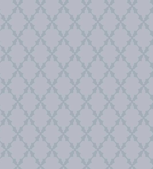 Grey Trellis Design Wallpaper 534x591
