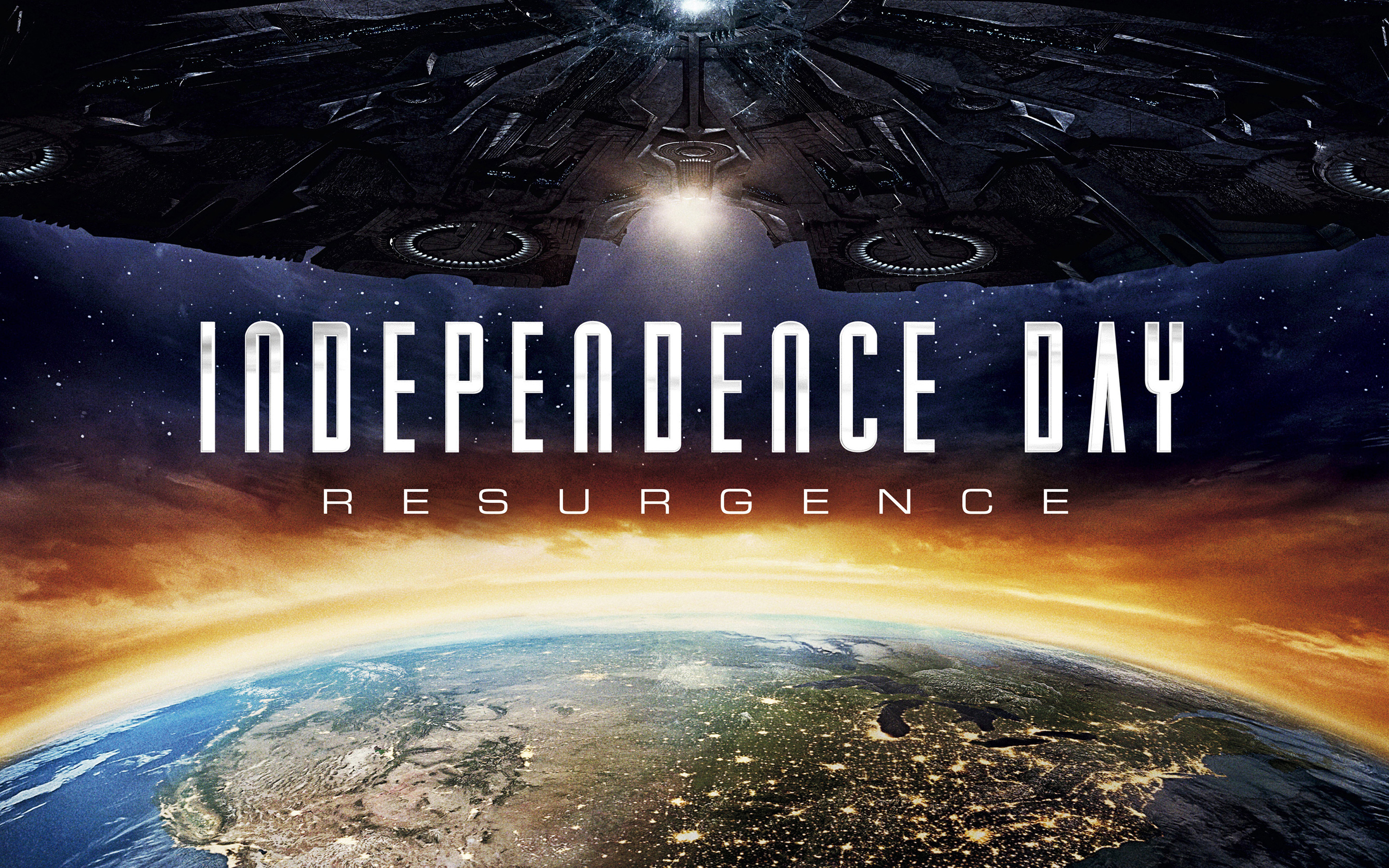 Independence Day Resurgence HD Wallpaper Background Image 2880x1800