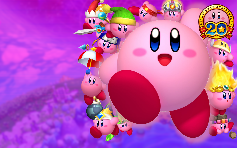 Cute Kirby Wallpaper