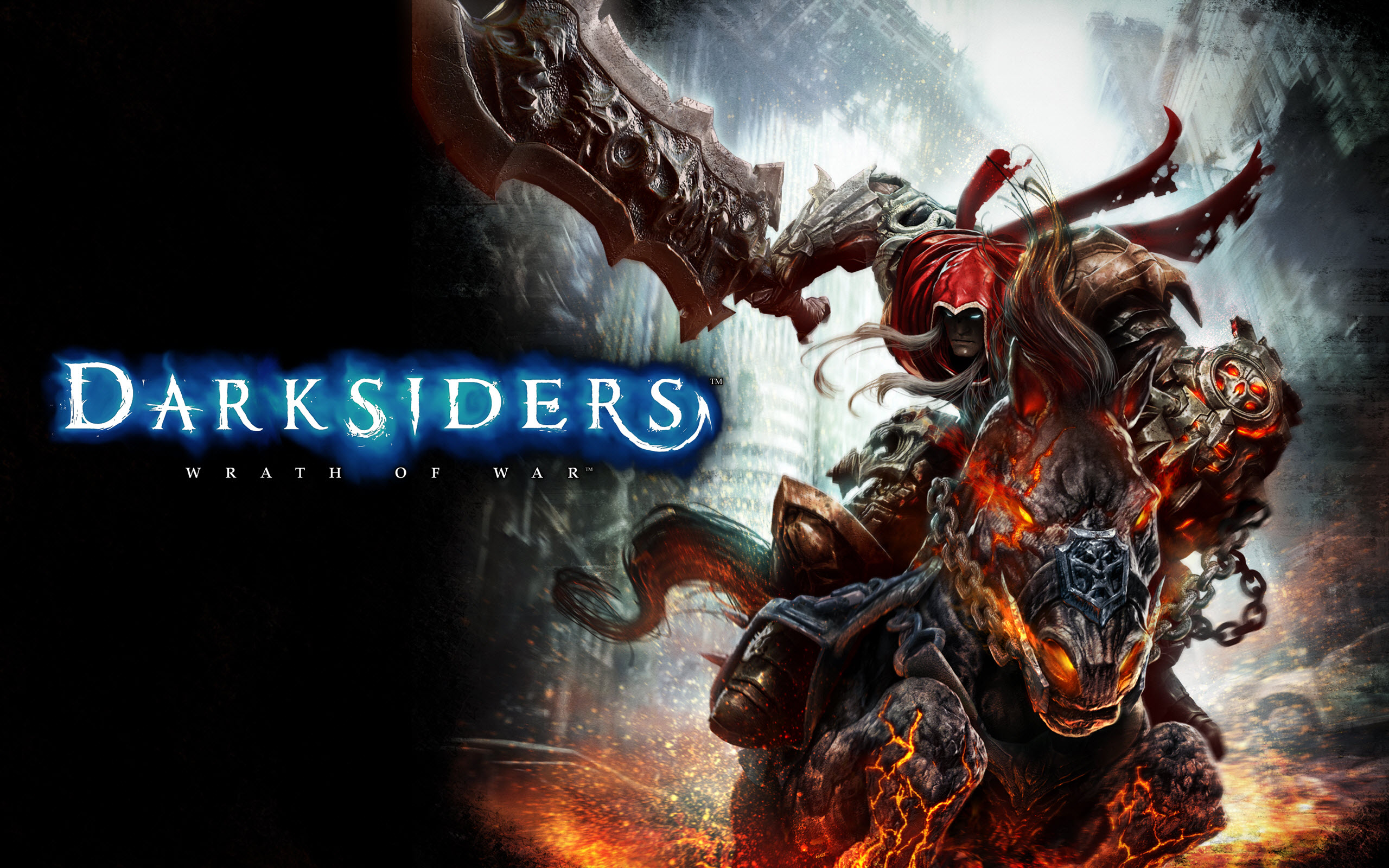 Darksiders Wrath of War Wallpapers HD Wallpapers 2560x1600