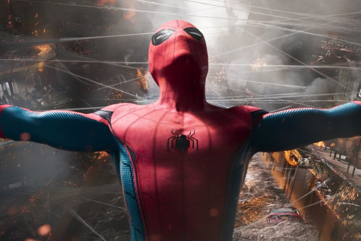 Review Spider Man Homecoming is the best superhero movie of 2017 1200x800
