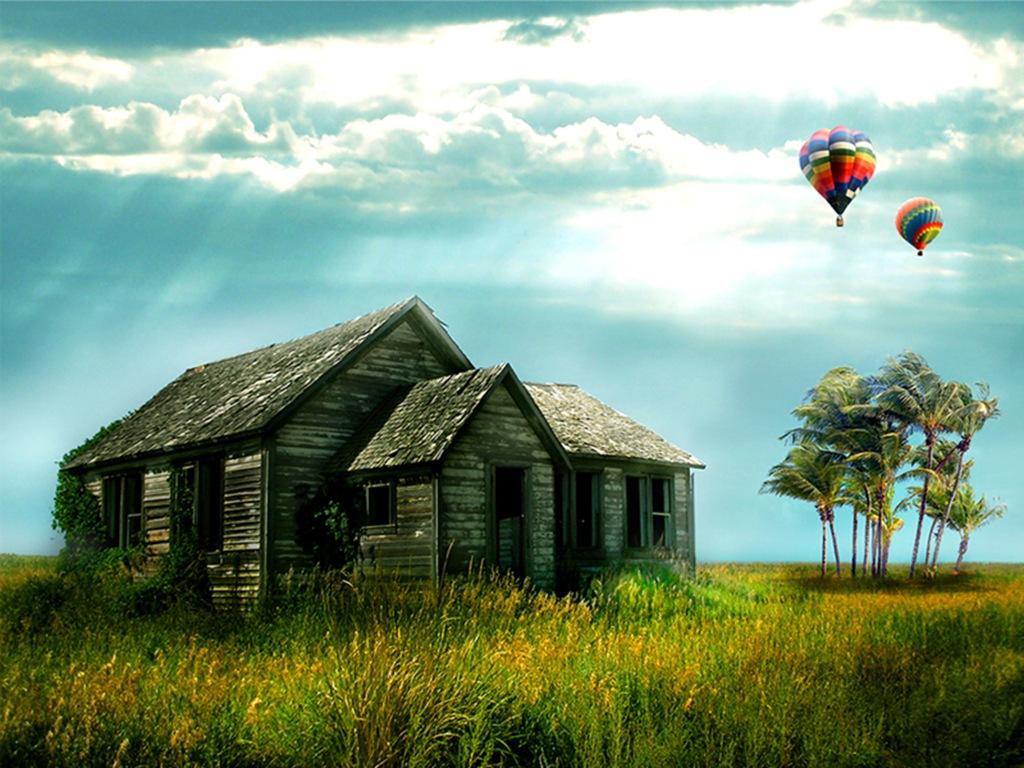 Most Beautiful Digital Desktop Wallpapers Download 1024x768
