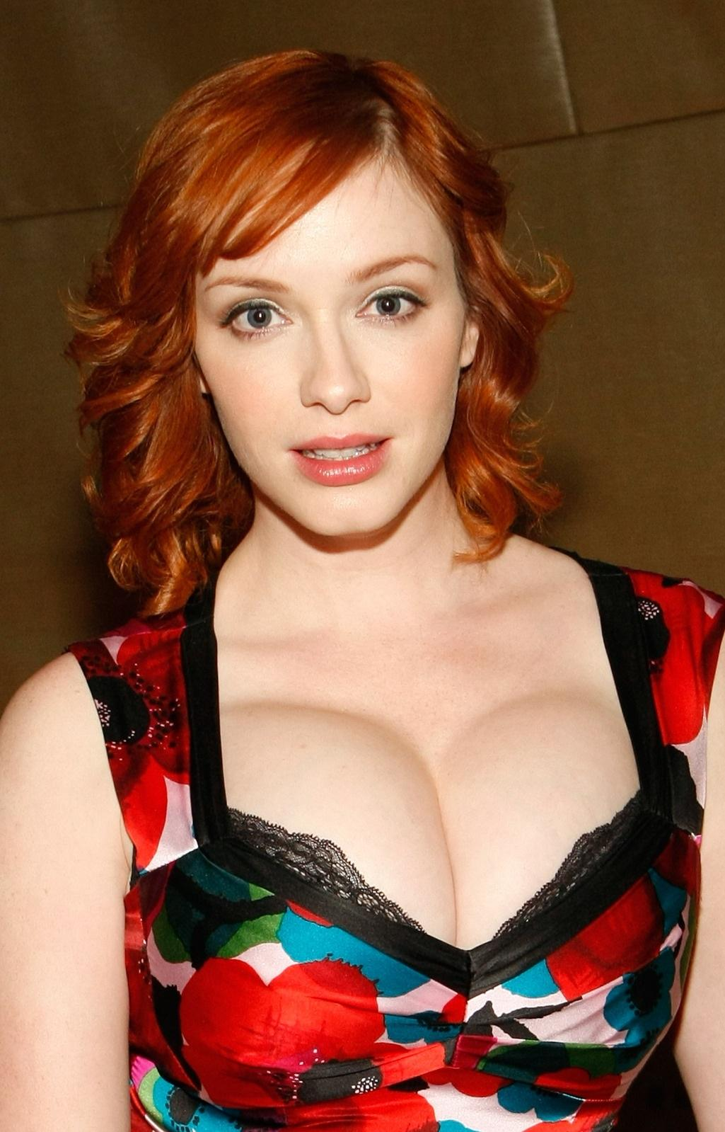 Christina Hendricks HD Wallpapers 1025x1599